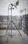 Image of lampe cremer sur pied / Cremer lamp on tripod