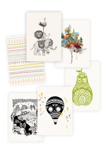 Image of Miniprints Mini Empire collection