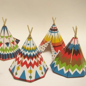 Image of Tepee Kits