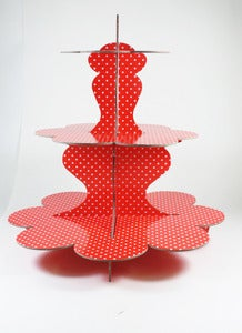 Image of Patterned Cupcake Stands