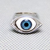 Image of Evil Eye ring