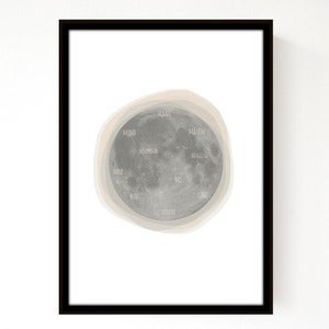 Image of A3 Moon