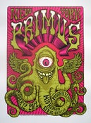 Image of PRIMUS POSTER/3D TOUR - NEW YORK - 2012