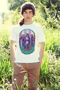 Image of 'Bear In The Woods' Tee