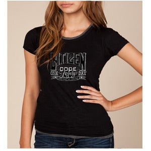 "Image of One Lovely Day ""Chalk"" Girl Tee"
