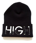 Image of HIGH Beanie