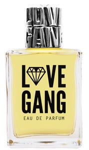 Image of LOVEGANG Eau de Parfum with designed cap/ ORDER HERE