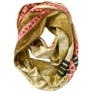 Image of Still. Long Infinity Scarf