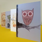 Image of Set of eight - Greetings/Note Cards