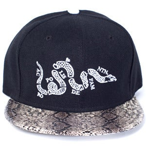 Image of The End [Snapback Black] Defam x Acropolis