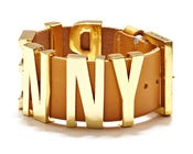 Image of VINCENZO BRACELET - TAN CUSTOM WORD
