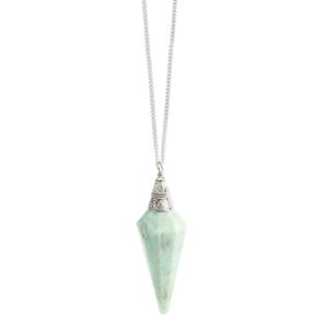 Image of Idina. Amazonite Necklace