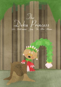 Image of The Deku Princess
