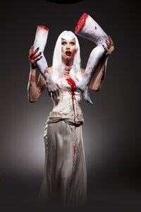 Image of SHARON NEEDLES PETA POSTER *LIMITED EDITION*