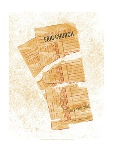 Image of Eric Church - Indianapolis, IN