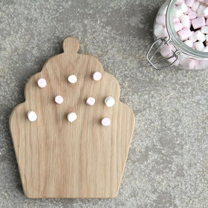 Image of Cupcake Chopping/Serving  Board