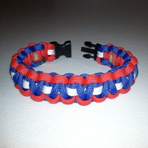 Image of Rally Bracelet (Red/White/Blue)