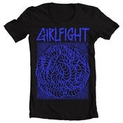 Image of Girlfight tshirt-Dave Watt design