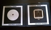 Image of Criminal Code - Sacred Hands b/w Distressed Dreams 7&quot;