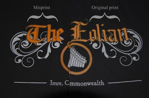 Image of The Eolian Bar T-shirt - Misprint