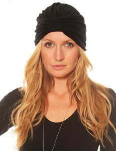 Image of SOLID JERSEY TURBAN
