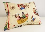Image of Petit Kids 'Pirate Animals' Cushions