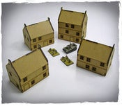 Image of City building set