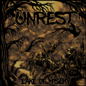 Image of UNREST - Lake of Misery - LP