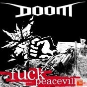 Image of DOOM -fuck peaceville 2xLP