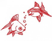 Image of Sticker Poissons MIMI'LOU