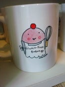 Image of MUGS: Gluten-free Cupcake Mug