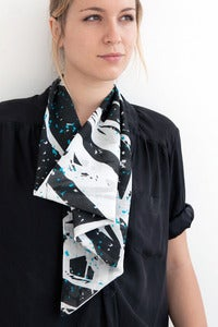 Image of S Marmo scarf