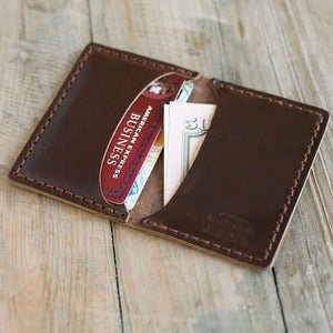 Image of W&F Front Pocket Wallet - Four Pocket