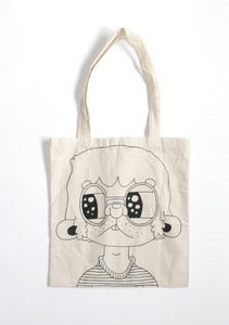 Image of Hand-drawn Tote Bag