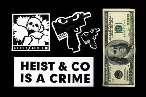Image of Heist & Co Sticker Pack
