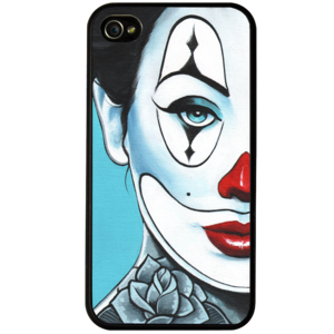 "Image of ""Payasa"" Phone Cover"