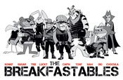 Image of The Breakfastables print