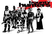 Image of Bounty Hunters Print