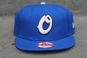 Image of royal blue oneness new era snapback
