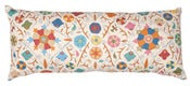Image of Safi Suzani Fiesta Single Sided Bolster