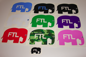 Image of FTL Large Stickers