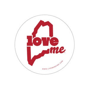 Image of LoveME - Sticker