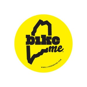 Image of BikeME - Sticker