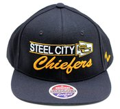 Image of Steel City Chiefers x Zephyr snapback OG