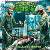 Image of Extremely Rotten - Grotesque Acts Of Humanity [CD+Patch PACKAGE DEAL]