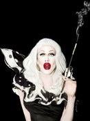 Image of SHARON NEEDLES Poster, by Austin Young - 2nd Edition