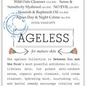 Image of Ageless Collection {for mature skin}