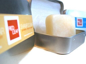 Image of Vegan Shampoo Bar, Solid Bar Shampoo, Travel Shampoo Bar