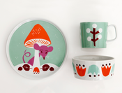 Image of LITTLE WONDERS PORCELAIN SET
