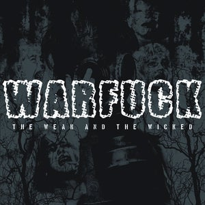 "Image of WARFUCK ""The Weak and the Wicked"" - CD"